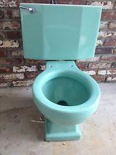 Vintage Bathroom Sink Jadite Green Richmond Porcelain S - Vintage bathroom fixtures for sale