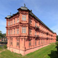 Kurfürstliches Schloss. ©Landeshauptstadt Mainz