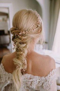 Hübsche Haar Accessoires, die für ein Anderes