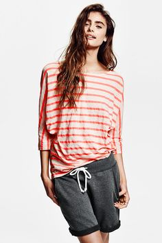 Basic stripes. H&M. #HMDIVIDED