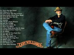 Don Williams Greatest Hits Playlist - YouTube
