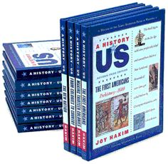 JOY HAKIM - Home Us History, History Books, American History, Science Curriculum, Homeschool Curriculum, Homeschooling, Teaching Materials, Teaching Resources, Primary Resources