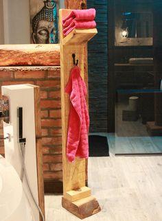 spiegel fresch - teak massiv - natur - lackiert | bad | pinterest, Hause ideen