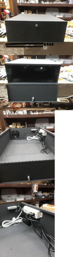 Surveillance Accessories: Dvr Lockbox 21 X 24 X 8 -> BUY IT NOW ONLY: $75 on eBay!