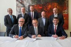 ÖBB: Voestalpine und RCG unterzeichnen langfristige Vereinbarung - http://www.logistik-express.com/oebb-voestalpine-und-rcg-unterzeichnen-langfristige-vereinbarung/