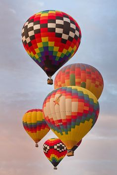 Albuquerque balloon fiesta, New Mexico