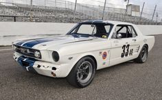 One-of-16 Shelby-built Trans-Am Mustang headed to auction | Hemmings Blog: Classic and collectible cars and parts