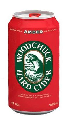 woodchuck in cans!