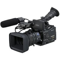 Shop for Sony HDV Professional Video Camcorder. Get free delivery On EVERYTHING* Overstock - Your Online Cameras & Camcorders Shop! Camera Sony, Movie Camera, Best Camera, Photography And Videography, Photography Tips, Photography Equipment, Camera Supplies, Film Tips, Frases
