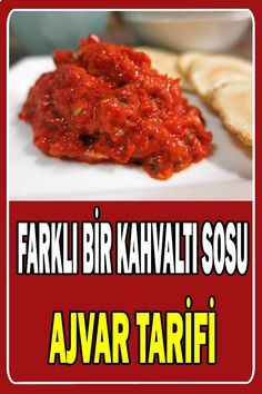 Ajvar sos tarifi: Kahvaltıda farklı bir lezzet arayanlara, Balkan usulü ajvar tarifi. Turkish Breakfast, Breakfast Toast, Sauce Recipes, Chicken Recipes, Cooking Recipes, Fall Dinner Recipes, Easy Eat, Snacks Für Party, Perfect Food