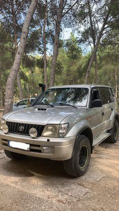 Bought my first Land Cruiser (Spain - 2001 : LandCruisers Land Cruiser 80, Toyota Land Cruiser Prado, Toyota R, Land Rover Car, Cars And Motorcycles, Offroad, Landing, Mustang, 4x4