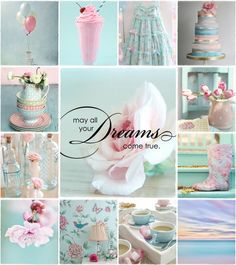 moodboard pastel by AT Inspiration Wand, Color Inspiration, Mood Colors, Colours, Birthday Wishes, Happy Birthday, Birthday Cards, Collages, Pot Pourri