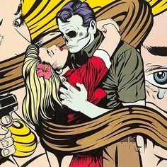 Blink 182 - California fan art <3