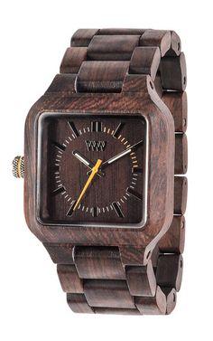 Mira Wood Watch - New
