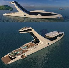 Luxury yacht design interior trip sailing and having private party on super mega boat life style for vacation and wedding on deck with style ond model of black and etc Yacht Luxury, Luxury Cars, Luxury Travel, Yacht Design, Super Yachts, Rich Kids Of Instagram, Instagram News, Cool Boats, Small Boats