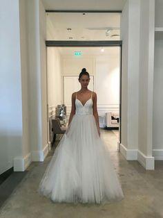 Omg, my dream wedding dress from Daalarna OCEAN Collection😍