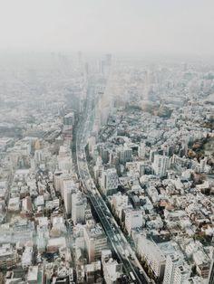 Tokyo / photo by Emilie Ristevski