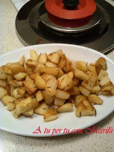 Le Patate arrosto con Magic Cooker, sono un contorno delizioso e facile da preparare. Il coperchio Magic Cooker permette una cottura salutare ed economica