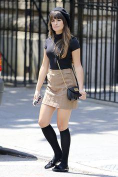 Massive fan of Rachel Berry's wardrobe in Glee since her move to NY