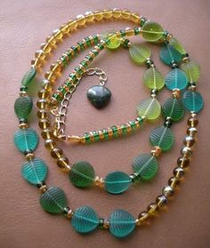 Variant Soul Jewelry: belly beads