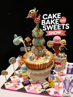 Australian Cake Decorating Championships is the worlds richest cake competition showcasing cake and sugarcraft masterpieces from Australia's leading artists Cake Competition, Rich Cake, Cupcake Pictures, Occasion Cakes, No Bake Cake, Cupcake Cakes, Cake Decorating, Special Occasion, Birthday Cake