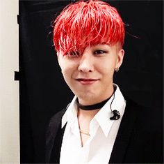 Risultati immagini per g dragon 2015 red hair Seungri, Gd Bigbang, G Dragon Cute, G Dragon Top, Bigbang G Dragon, K Pop, G Dragon Hairstyle, Dragons Tumblr, Gd And Top