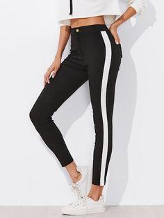 655947f5e962 adidas Originals 3 Stripes Legging - Urban Outfitters
