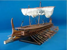 trireme ship - Google Search