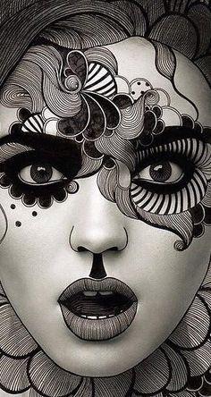 Artistic Face Paint