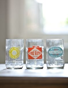 Pure Waters Glasses, £12