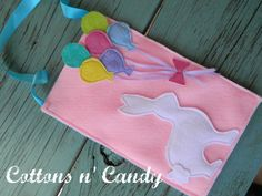 Party bags, Easter, goodie bags, party favors, birthday, bunny, treat bags, boutique, baby, goody bags, candy bags, gift bags
