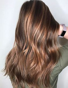 New Exciting Hair Color Ideas for Medium Layered Hairstyles 2018