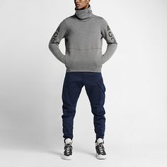 NikeLab ACG Tech Fleece Funnel Herren-Sweatshirt