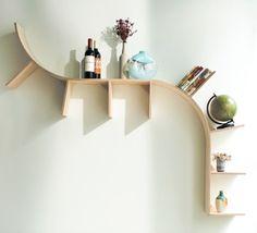 Creative things by creative people | Creative Shelves