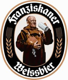 Franziskaner- my favorite beer makers