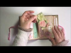 Dt Project For Ephemera's Vintage Garden (Miss Lady Fay - YouTube
