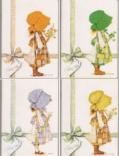 Image detail for -HOLLY HOBBIE - HOLLY HOBBIE quaderni per la scuola '70 : Album ...