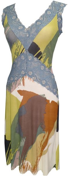 V Neck Dress from Petit Pois