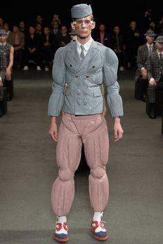 Spring 2015 Menswear - Thom Browne