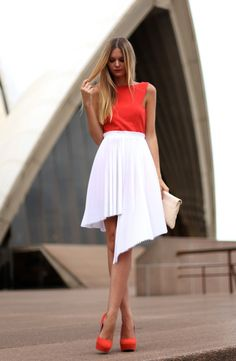 THIS SKIRT IS FABULOUS <3