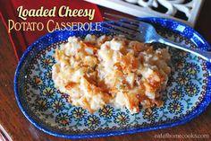 Loaded Cheesy Potato Casserole