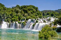 Nacionalni Park Krka | Krka National Park in Lozovac, Šibensko-kninska