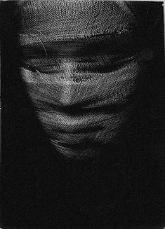 Zdzisław Beksiński - year:1950/60; technique:photograph;