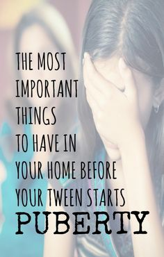 12 must-have items to have in your home before tween starts puberty -- love the shoe balls idea!.jpg