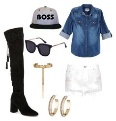 """""""Rihanna again"""" by torie-richards ❤ liked on Polyvore featuring art"""