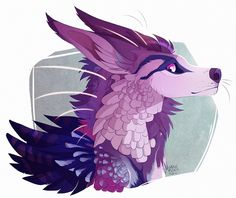 Ione by MapleSpyder.deviantart.com on @DeviantArt