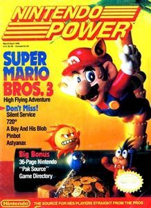 Nintendo Power - Issue #11 March April 1990 Original Nintendo Power 9th Volume in good condition with all pages, posters and ads intact. This issue has minor creases on the edges and near the binding.
