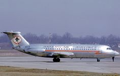 American Airlines BAC 1-11