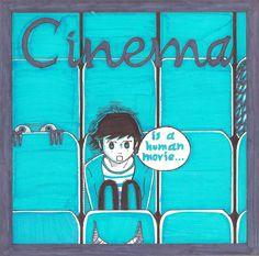 Cinema: Is a human movie...