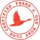 Elkford Plaid Shirt in Crimson | Frank & Oak